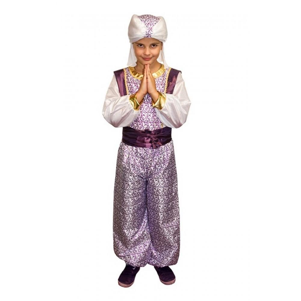 Алладин карнавальный костюм для мальчика  Масочка