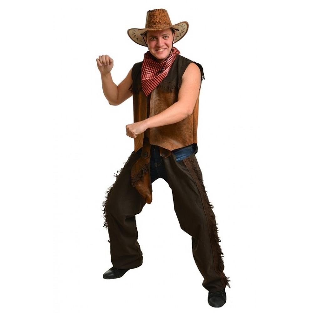 Карнавальный костюм Ковбоя взрослый 350 грн  мужские