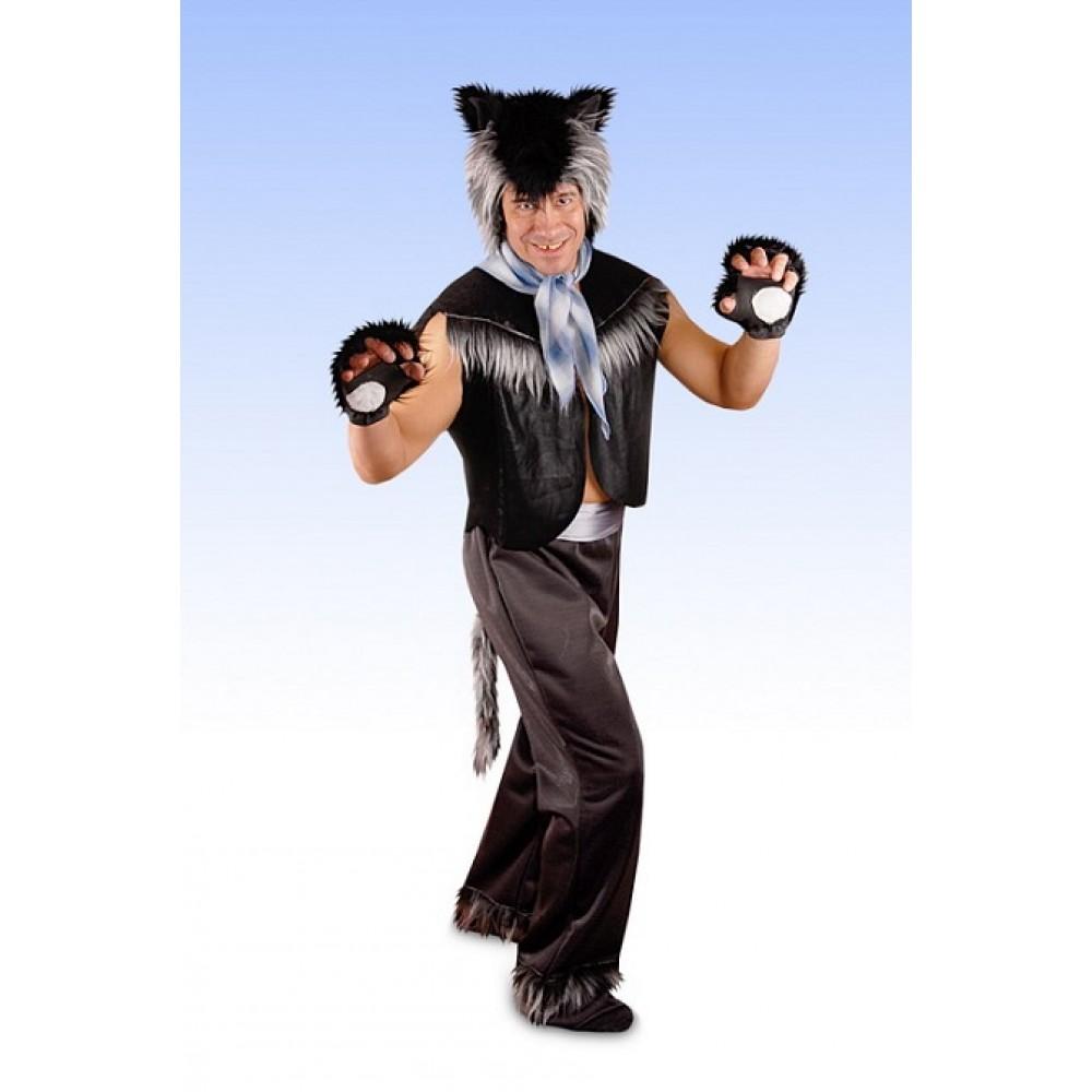 Костюм кота для взрослого