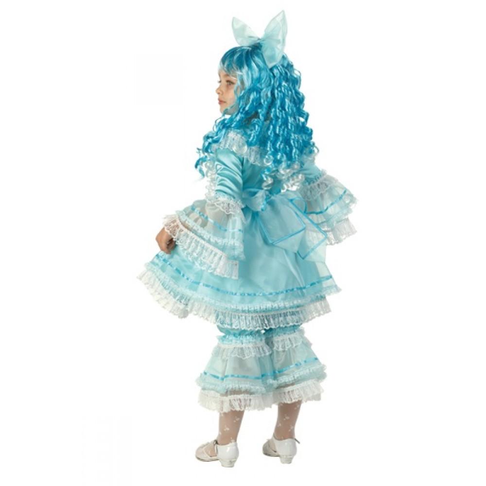 Карнавальный костюм Мальвина  купить костюм мальвины