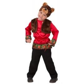 Медведь Мишка Захарка (сатин) Батик
