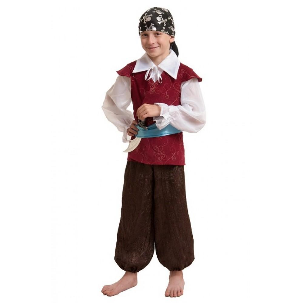 Новогодние костюмы для мальчиков Пират  Декретный отпуск