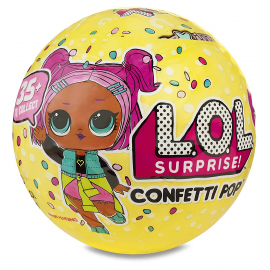 LOL Surprise CONFETTI POP - Куклы ЛОЛ Конфетти Поп (оригинал)