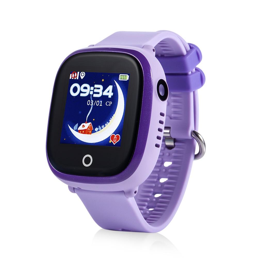 Водонепроницаемые детские умные GPS часы с камерой Wonlex GW400X (оригинал)