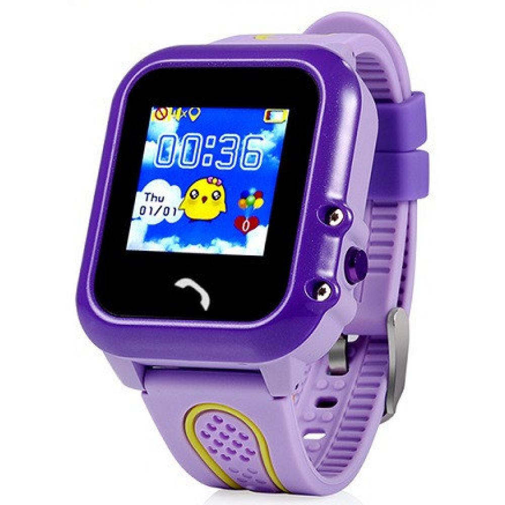 Водонепроницаемые детские умные GPS часы Wonlex GW400E (DF27) (оригинал)