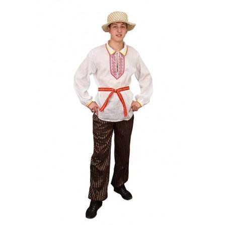 Белорусский мужской костюм