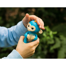 Fingerlings Monkey (прилипунцель) - интерактивная ..