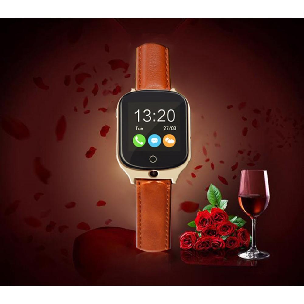 Умные часы Wonlex Smart 3G GPS Watch A19 (T100, GW1000S) с камерой и Wi-Fi (оригинал)