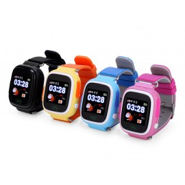 Детские часы с GPS Smart Baby Watch Q90 (Q80, GW100) (оригинал)