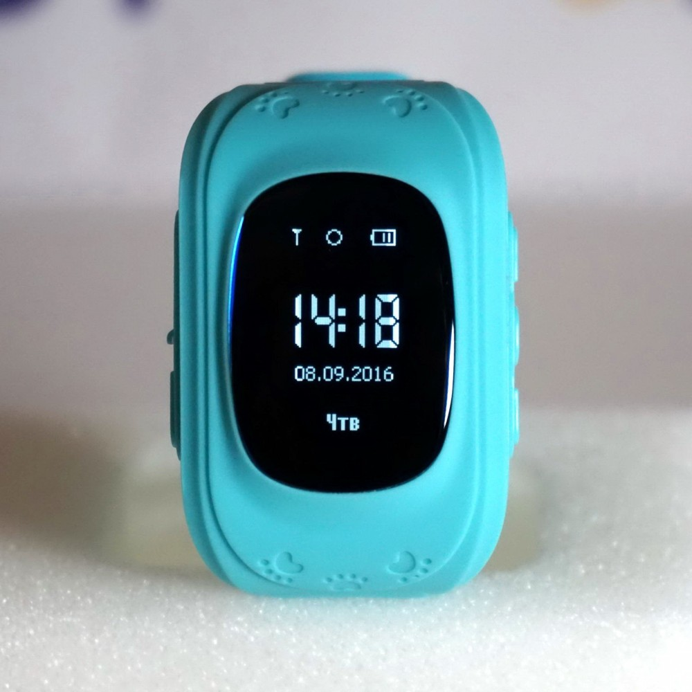Детские часы с GPS Smart Baby Watch Q50 (K911, GW300) (оригинал)