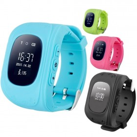 Детские часы с GPS Smart Baby Watch Q50 (K911, GW3..