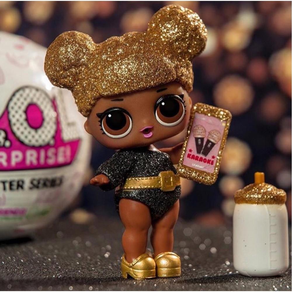 LOL Surprise Glitter Series - Блестящие куклы ЛОЛ Сюрприз (оригинал)