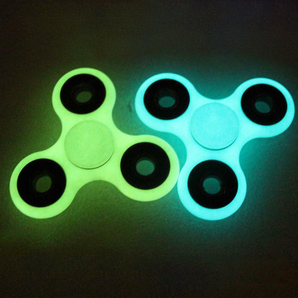 Hand Spinner (Хенд спиннер), Fidget spinner антистресс, светящийся в темноте