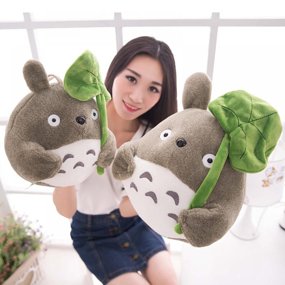 Тоторо - мягкая плюшевая игрушка 25 и 40 см.