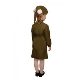 Военная форма для девочки